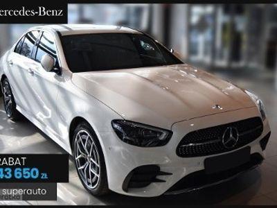 używany Mercedes E200 Klasa E AMG(197KM) AMG | Zostań w domu, wszystko załatwimy za Ciebie!