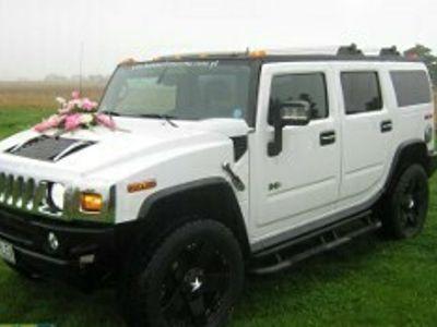 używany Hummer H2 H27 osobowy sprzedam lub wynajem wesela