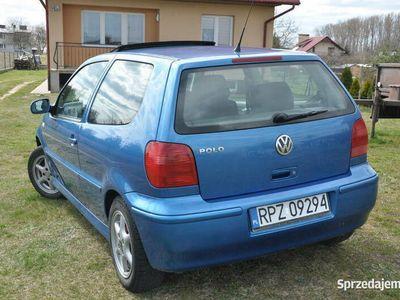 używany VW Polo 1.4 1999r benz+gaz, pierwszy właściciel w PL,el.szyb