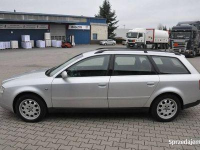 używany Audi A6 C5 2004r kombi 2.4 benz + gaz automat klima