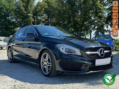 używany Mercedes CLA220 CLA 220 Raty online, Mały przebieg, AUTOMAT,NAVI,SKÓRA, Gwarancja