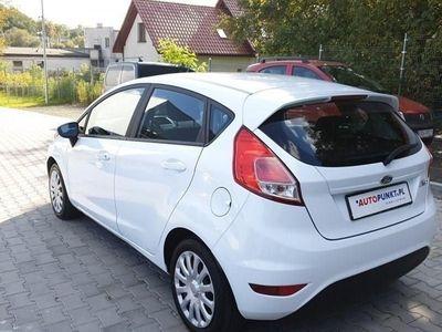 używany Ford Fiesta VI Trend 1.5 TDCI 75 KM Salon PL*Gwarancja*Serwis Aso