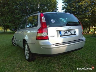 używany Volvo V50 2.4 benzyna
