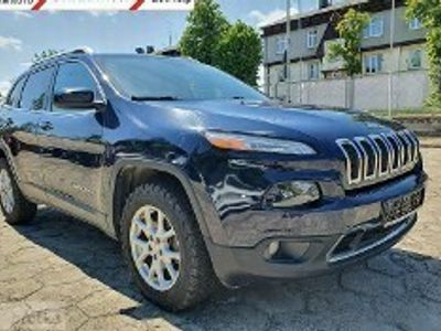 używany Jeep Cherokee V [KL] Latitude 3,2 benzyna 272 KM 4X4 Navi