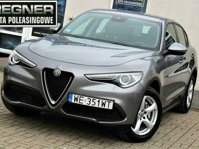 używany Alfa Romeo Stelvio Super 2.0 Turbo 4x4 200KM Q4 Automat SalonPL FV23%