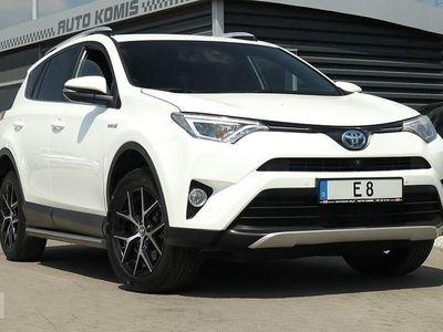 używany Toyota RAV4 IV Hybryda Navi Skóra Automat Klimatronik Gwarancja !!!
