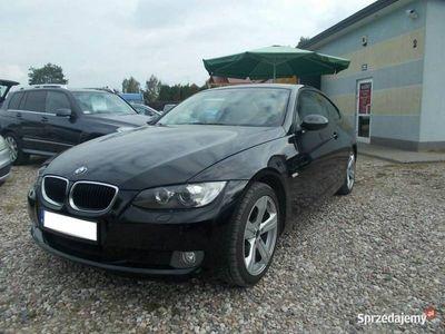 używany BMW 320 2dm 170KM 2007r. 192 000km