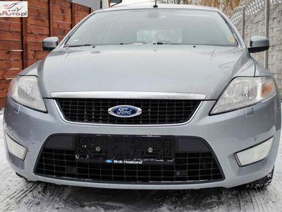 gebraucht Ford Mondeo 2dm3 140KM 2010r. 240 000km 2.0 TDCI 2010 Rok Stalowy Czujniki Parkowania Finansowanie