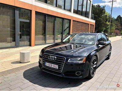 używany Audi S8 PLUS-Balao-Head Up-605 KM-Niski Przebieg-Zamiana