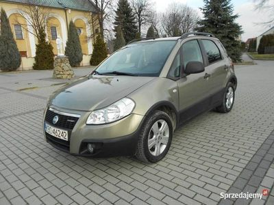 używany Fiat Sedici 1.9 multijet 120km 2008 rok