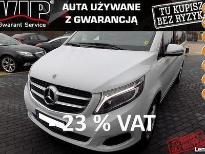 używany Mercedes V220 4 MATIC* Automat* Salon Polska* VAT 23%