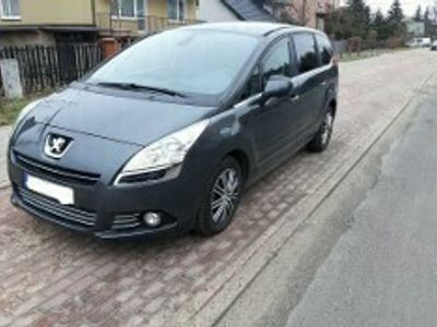 używany Peugeot 5008 I 1.6 HDi Active