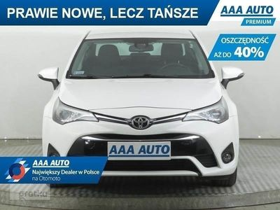 brugt Toyota Avensis III Salon Polska, 1. Właściciel, Serwis ASO, VAT 23%,