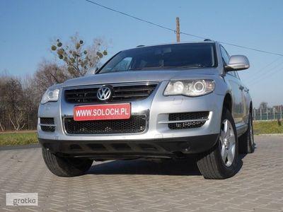 begagnad VW Touareg I 3.0TDI V6 240KM 4x4 -Navi -FILM VIDEO +Koła zimowe