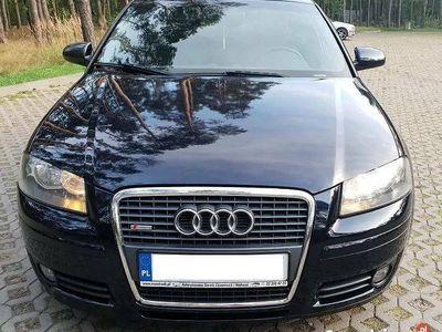 używany Audi A3 8P DSG S-line bogate wyposażenie