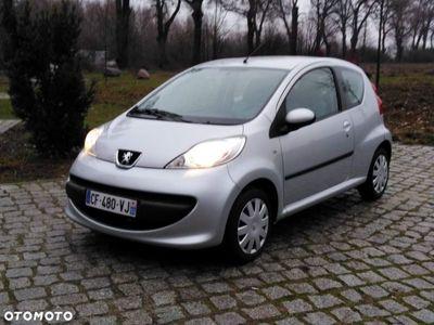 używany Peugeot 107