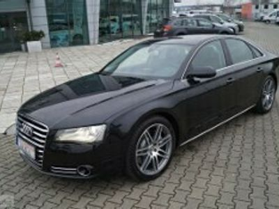 używany Audi A8 III (D4) 4,2TDI,Q,Long,Zadbany z Niemiec,Okazja