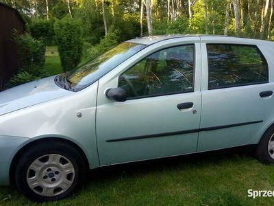 używany Fiat Punto II active, 1.2, 178000km, benzyna, 2003