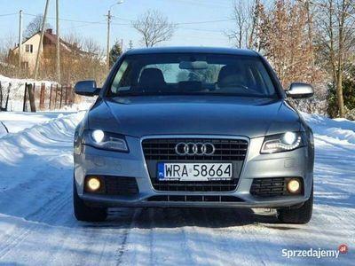 używany Audi A4 b8 *Z GWARANCJĄ*