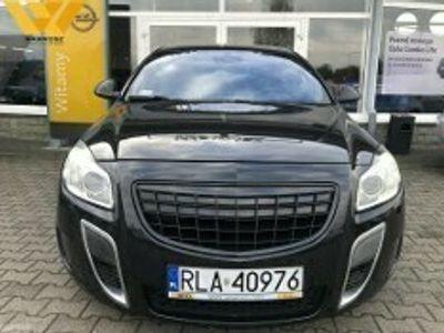 używany Opel Insignia I OPC 2.8 v6 325KM 4X4 AT Skóra Xenon Czujniki NAVI