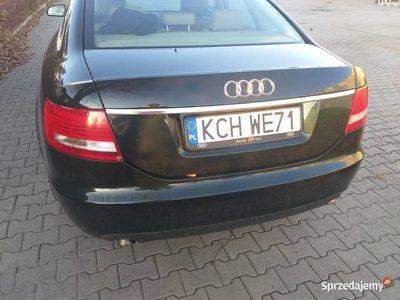 używany Audi A6 c6 3.0tdi quattro pneumat mmi keyles go bose skóra