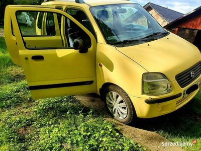 używany Suzuki Wagon R+