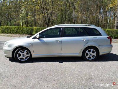 używany Toyota Avensis II Kombi 2.0 D-4D 116KM 2003/04r.