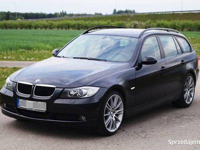 używany BMW 320 Seria 3 E91/E90 i Xenon 19 - Drobne poprawki ! CENA !