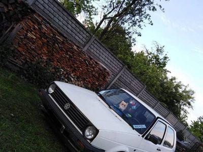 używany VW Golf II II 1989 rok oryginalny 1.6td CL