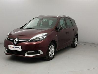używany Renault Grand Scénic III 1.2dm 130KM 2016r. 93 165km