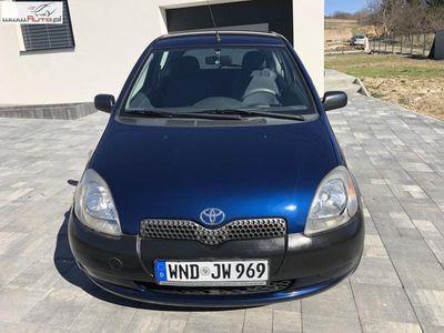 używany Toyota Yaris 1dm3 70KM 2008r. 174 000km auto z Niemiec 2008rok silnik 1,0bezyna