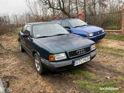 używany Audi 80 80Avant 2.0 E instalacja LPG B4 (1991-1995)