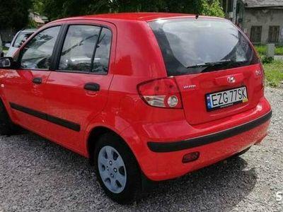 używany Hyundai Getz 1.1 benzyna 2005 1-wlaściciel ZAMIANA SKUP GWAR
