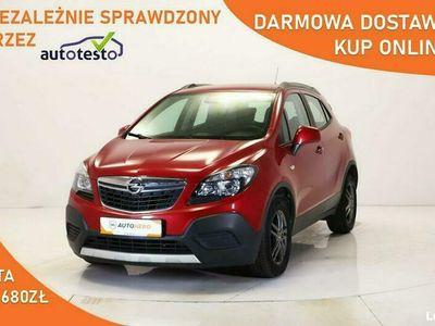 używany Opel Mokka DARMOWA DOSTAWA, Klima, Tempomat, Kierownica wielofunkcyjna x(2013-)