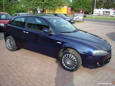 używany Alfa Romeo 147 1.6 16v benzyna ks. serwis klima