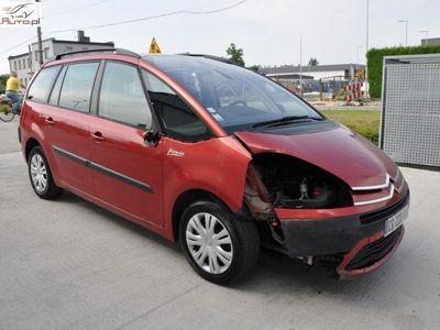 używany Citroën C4 Picasso 1.6 hdi nawigacja automat ! 1.6 1.6 hdi 110 ps poprawki lakiernicze - grupa icd kęty ! automatyczna klima.