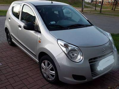 używany Suzuki Alto 2012