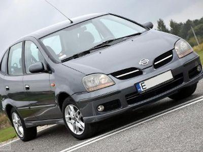 używany Nissan Almera Tino Acenta 1.8 116KM*GAZ LPG BRC* Lift BOGATY