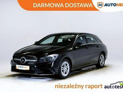 używany Mercedes CLA180 CLA 180 DARMOWA DOSTAWA, Klima, Grzane fotele, Półskóra, Navi, Led,