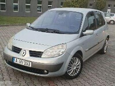 używany Renault Scénic II 2.0 benz 136KM bezwypadkowy! po opłatach!