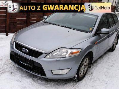 used Ford Mondeo 2dm3 140KM 2010r. 240 000km 2.0 TDCI 2010 Rok Stalowy Czujniki Parkowania Finansowanie