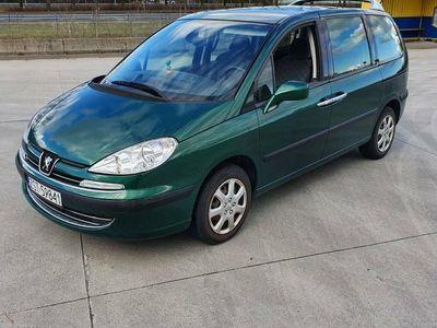 używany Peugeot 807 / 2005 r. 7 OSOBOWY HAK 1800 KG
