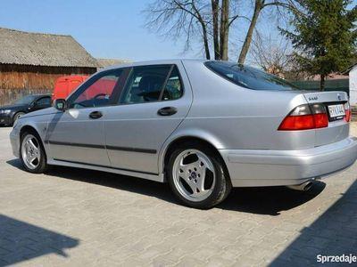 używany Saab 9-5 9-5 2.3dm3 230KM 2000r. 236 729km /2.3 Turbo T Aero Ecopower 230KM Import Szwecja