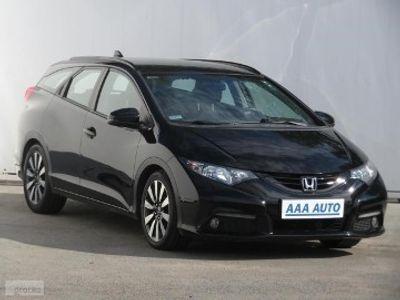 używany Honda Civic IX Salon Polska, GAZ, Klimatronic, Tempomat, Parktronic