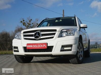 używany Mercedes 220 Klasa GLK X2042.2CDI 170KM 4x4 4Matic Automat VAT 23% Brutto -FILM VIDEO +Opon
