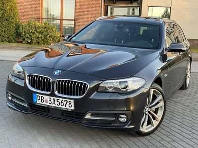 używany BMW 525 Exclusive 218KM xDrive Mega Opcja Sprawdz Jedyny Taki !!! F10 (2009-2017)