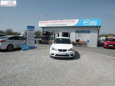 używany Seat Ibiza 1.4dm3 75KM 2016r. 109 000km F-Vat,Gwar,Sal.Pl 1.4 TDI