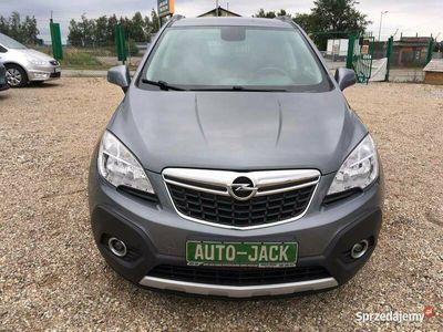 używany Opel Mokka X 1,6 BENZYNA DOBRZE WYPOSAŻONA