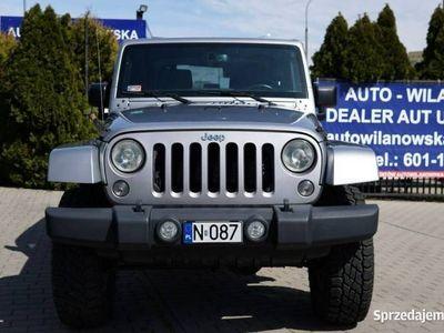 używany Jeep Wrangler 3.6dm 284KM 2015r. 79 000km