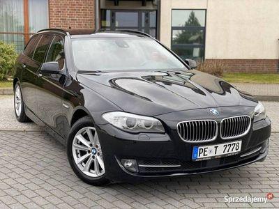 używany BMW 525 184KM Xenon Led Navi Webasto Skóra Maxx Opcja Jedyny Taki F10 (2009-2017)